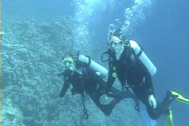 (c) Karl Baumann 2011: Tauchen, Hurghada im Dezember